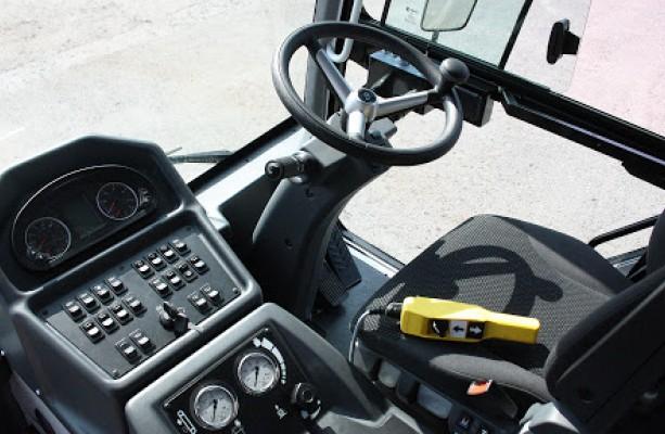 Уличные подметально-уборочные машины Dulevo 3000