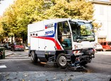 Уличные подметально-уборочные машины Dulevo 6000 CNG