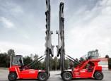 Штабелери Kalmar для обробки порожніх контейнерів